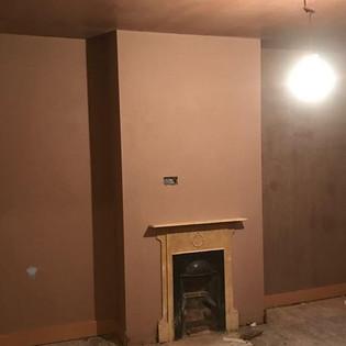 plastering hackney