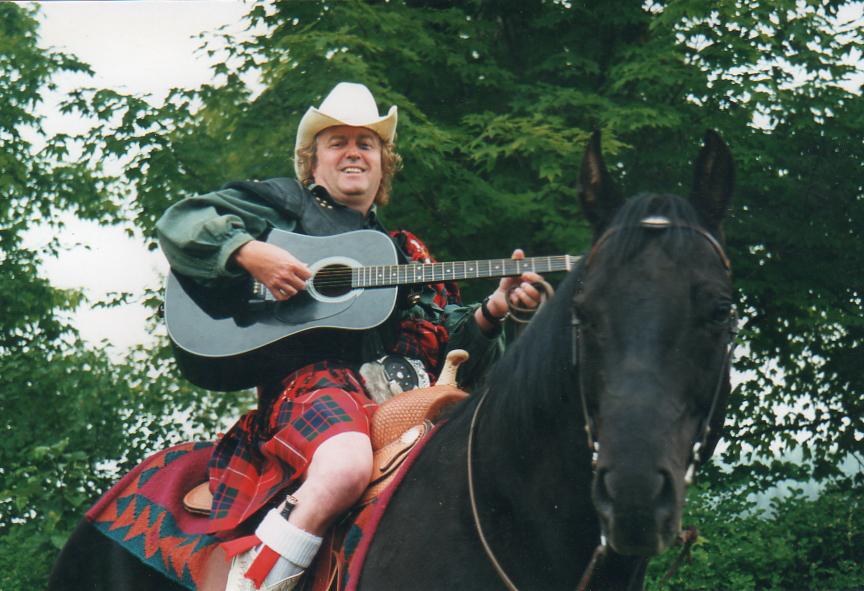 Canadian Celtic Cowboy