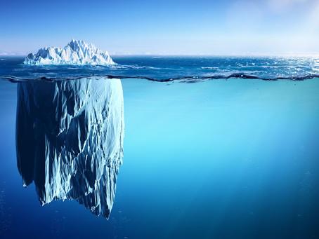 A Dor Pode Ser uma Ponta Sem um Iceberg?