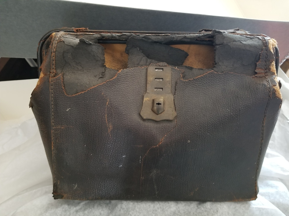 Dr. Paddison's Medical Bag