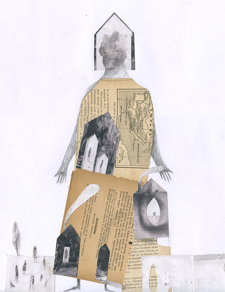 3 Collage Leonor Pérez