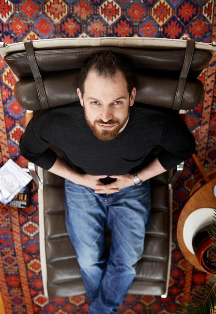 Joe Abercrombie, Author