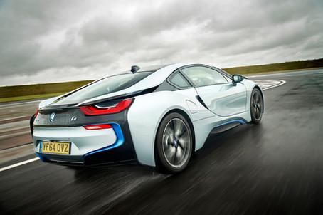 BMW i8, T3 Magazine