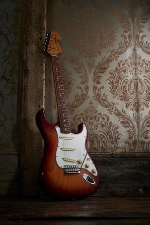 Fender Vintera Campaign