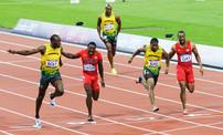 100m Final, London 2012