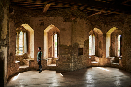 English Heritage, Stokesay Castle.