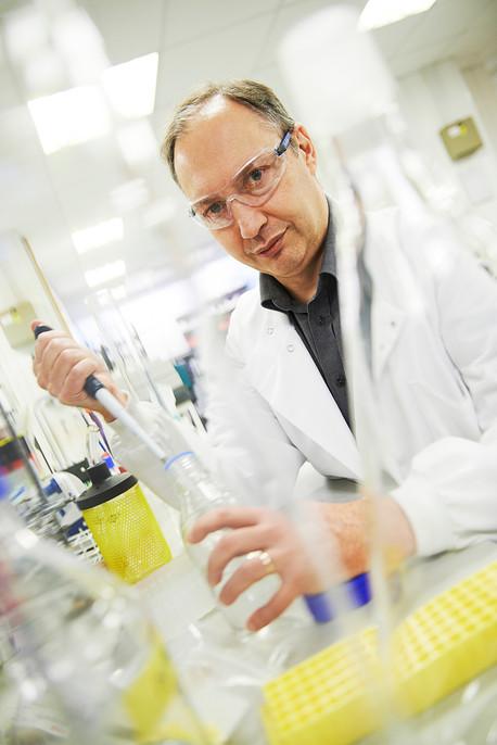 Glycobiology Unit, Oxford University