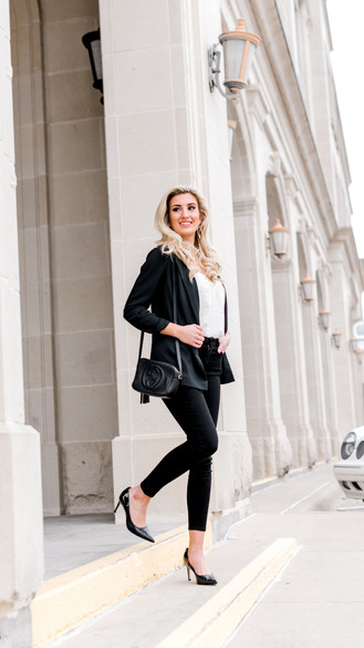 Glamorous Resume Makeover + GIVEAWAY