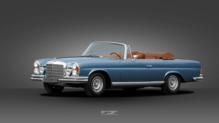 1971 Mercedes 280SE 3.5