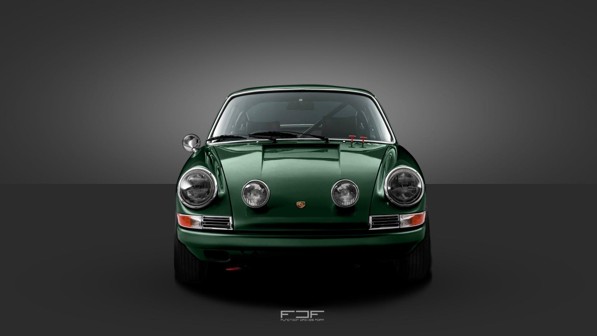 1969 Porsche 911 T/R