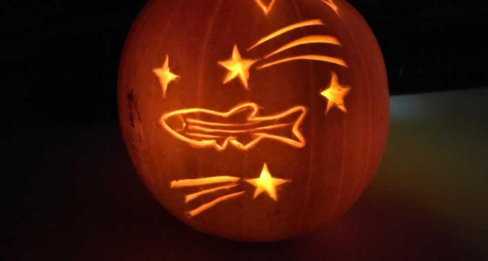 A very Zebrafish Halloween