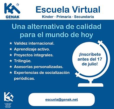 Escuelavirtual