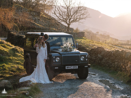 Yorkshire Living - Country Weddings