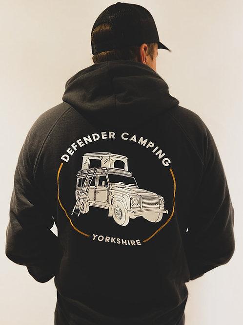 Defender Camping - T Shirt