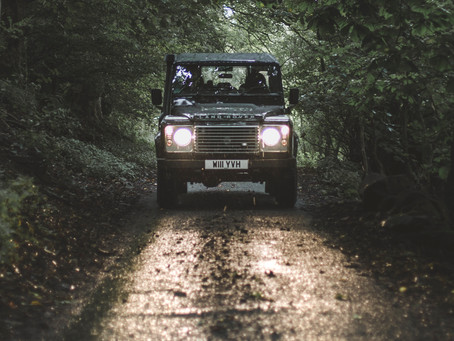 Beautiful Escapes - Land Rover Defender adventure