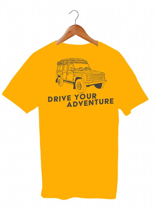 Drive Your Adventure - T Shirt