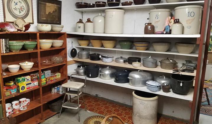 Bowls & Pots