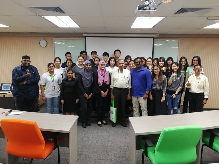 Speech given at Sentral College
