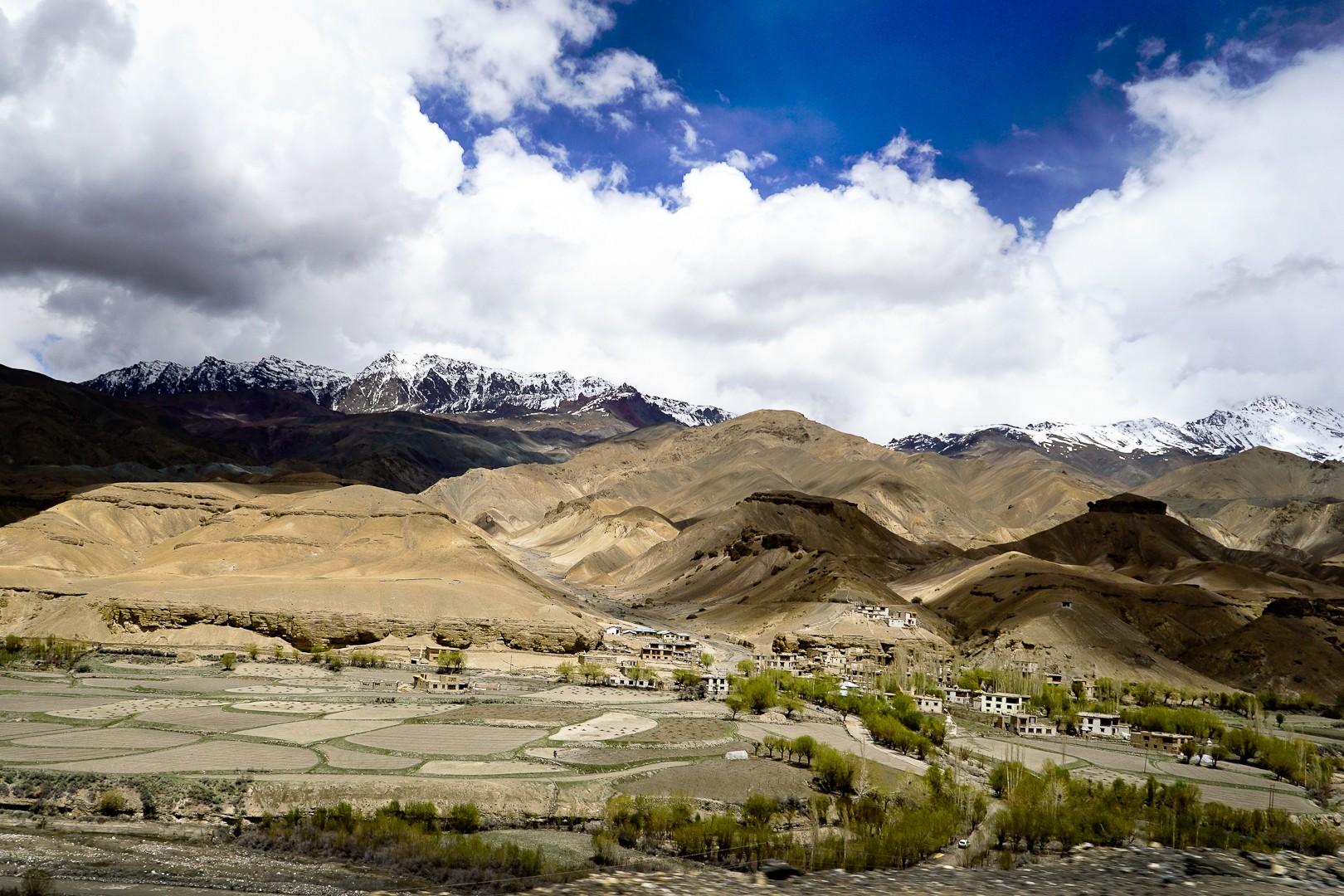 Ladakh. Mały Tybet.