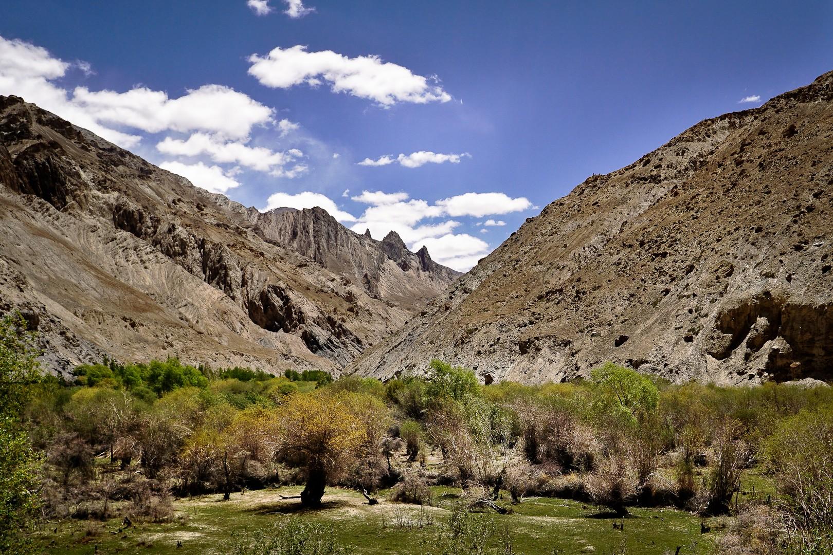 Markha Valley.