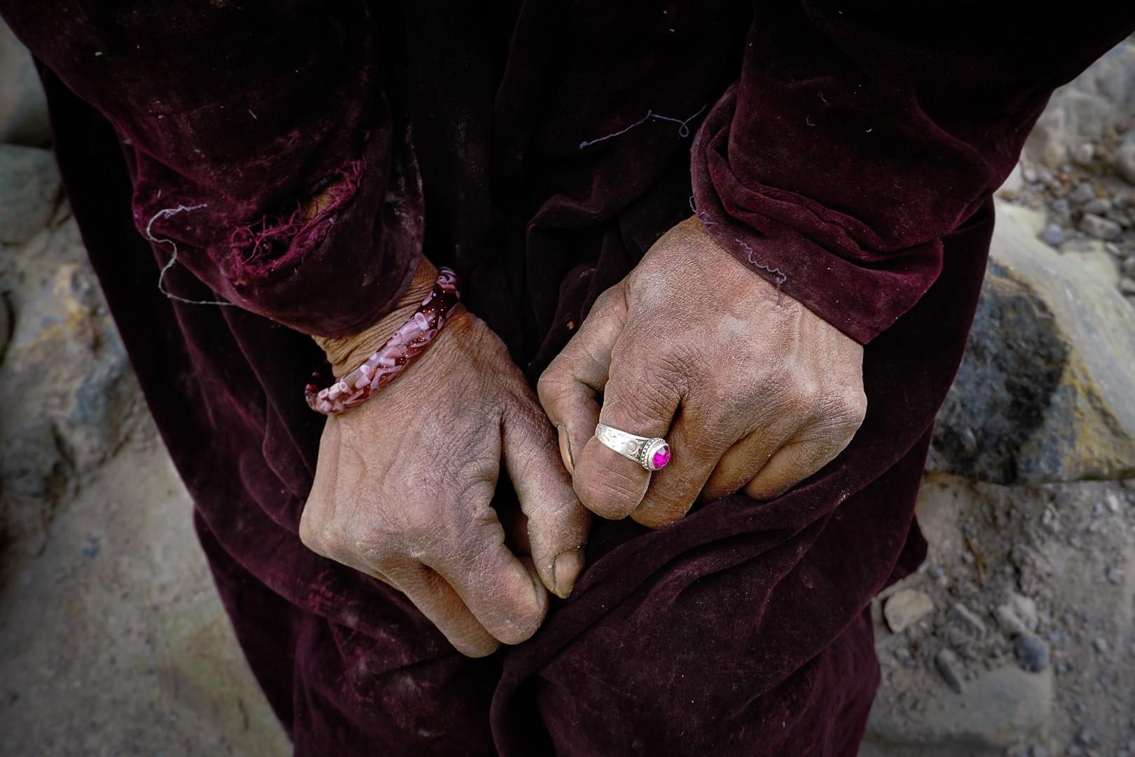 Klimat w Ladaku jest surowy.