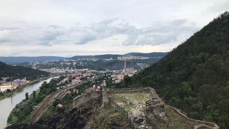 Kam na výlet: Hrad Střekov