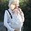 Thumbnail: Porte-bébé préformé bio LIMAS Flex - Valerie Linen