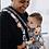 Thumbnail: Porte-bébé Tula Toddler - French Marigold