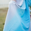 Thumbnail: Ring Sling Littlefrog Taille M - Linen Sky Cube