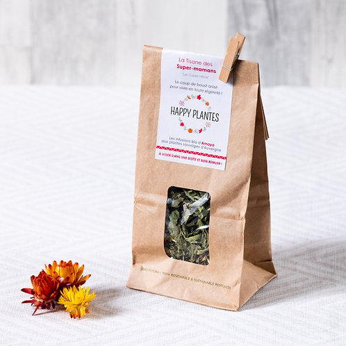 La tisane des Super-mamans BIO - Happy Plantes - 25gr