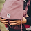 Thumbnail: Porte-bébé préformé bio LIMAS Flex - Blush