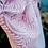 Thumbnail: Écharpe tissée Littlefrog - Flamingo Plumes