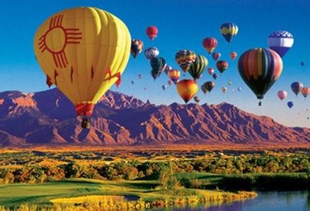 Albuquerque Internantional Balloon Fiesta