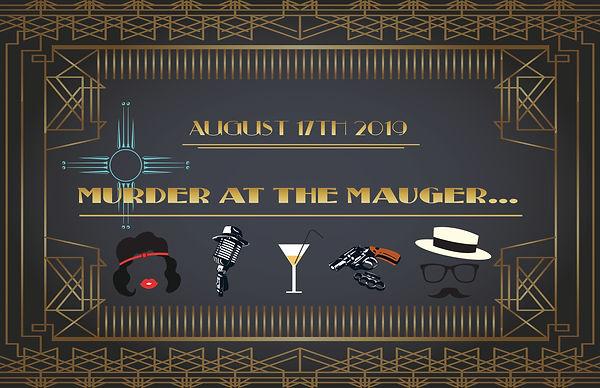 Mauger Estate Murder Mystery