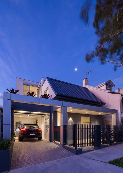 Camacho Creative | Cary Street Leichhardt | Front View