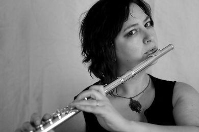 katie shesko flute side