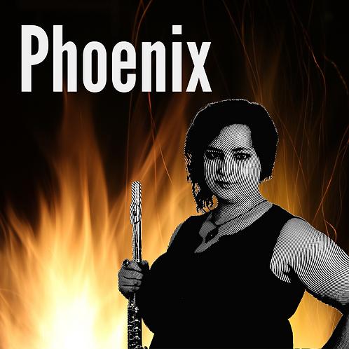 Phoenix (from League of Legends Worlds 2019)