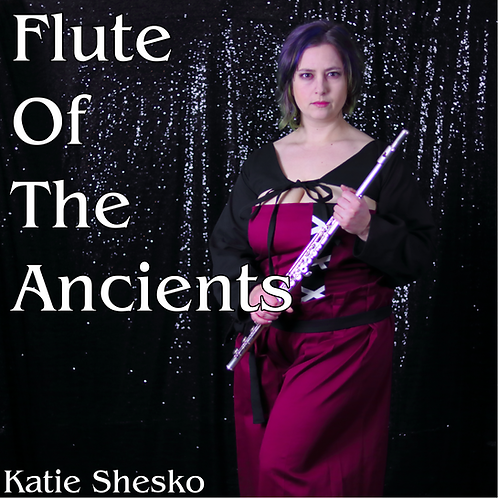 Pre-Order Flute of the Ancients