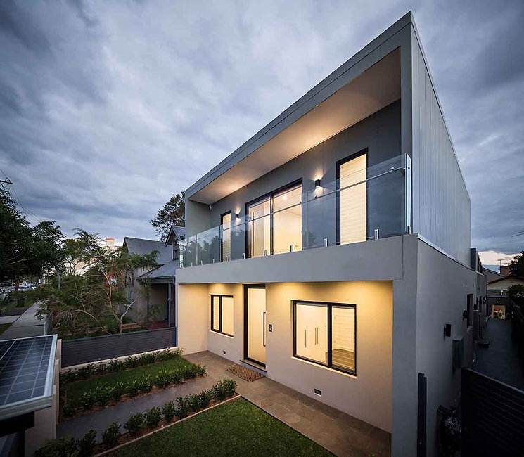 Camacho Creative | Allen Street House | Alterations & Addition_01 | External