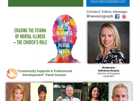 Part 4- Mental Health & the Church
