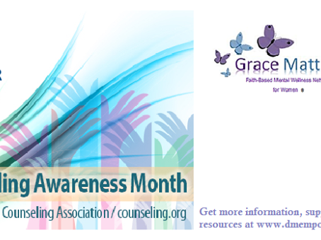Counseling Awareness Month: Emotions + Coaching = Freedom