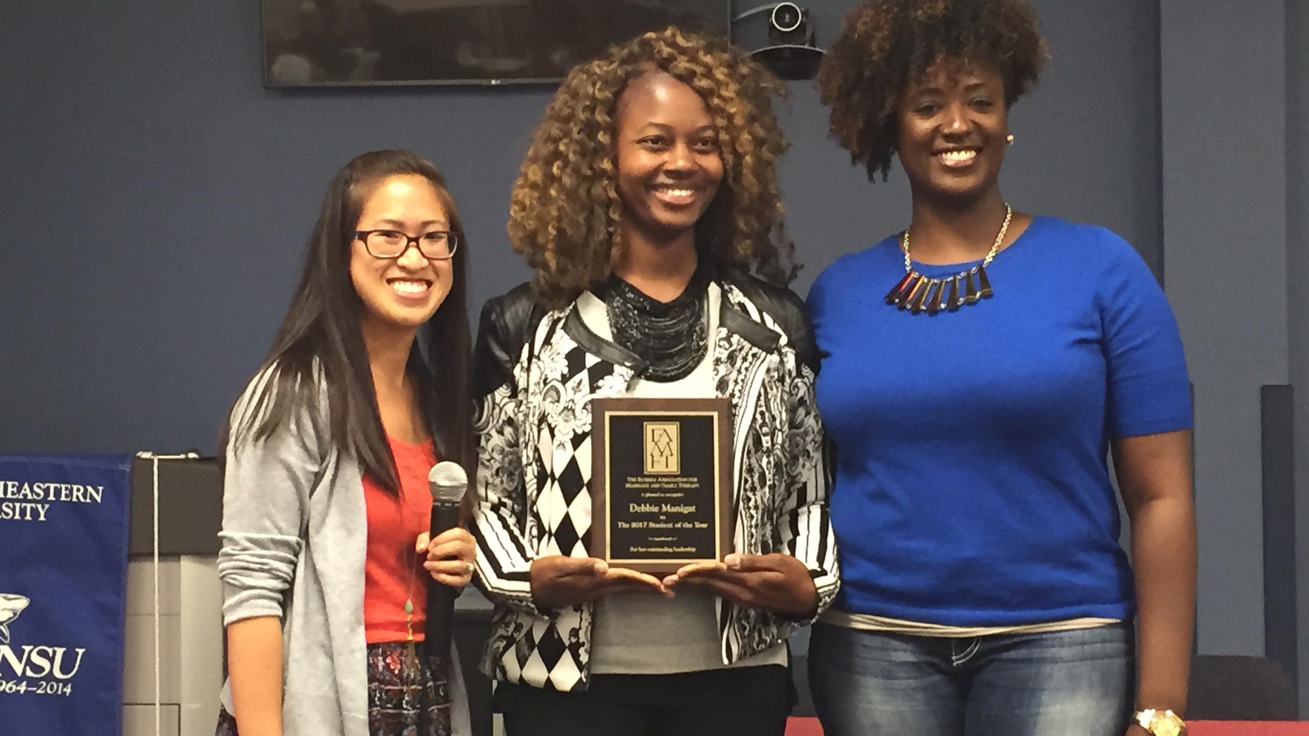 Coach Debbie Scholar of the Year