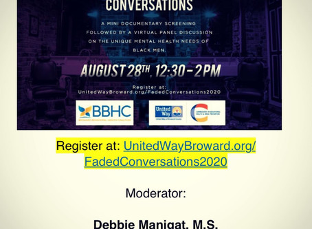 Coach Debbie Selected as Host of Faded Conversations