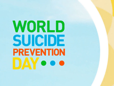 WORLD SUICIDE PREVENTION DAY, 2016