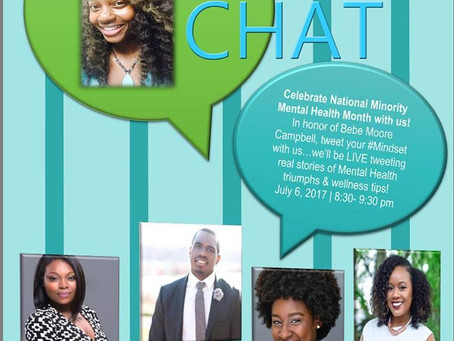 "#Mindset Twitter Chat ""Personal Experiences"""