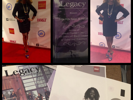 2017 Legacy Magazine Awards: Coach Debbie highlighted as Honoree