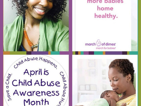 March for Babies in April