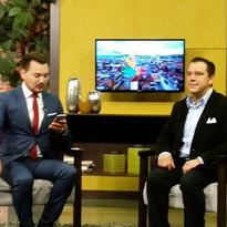 Entrevista en UNSIÓN TV, Ecuador.