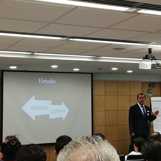 Conferencia: Ética para Servidores Públicos.