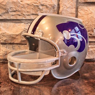 KSU Snack Helmet